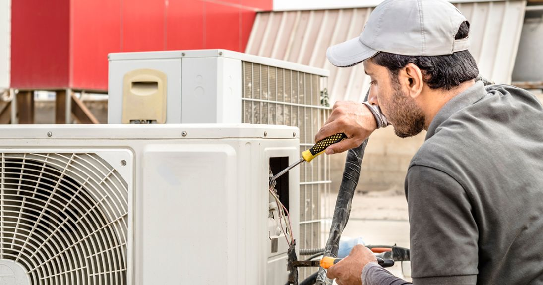 DIY Maintenance to Keep Your A/C in Good Working Order.