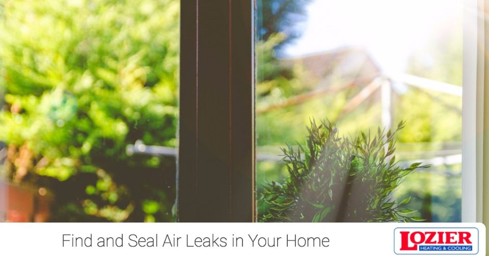 How You Can Find and Seal Air Leaks in Your Home's Enve