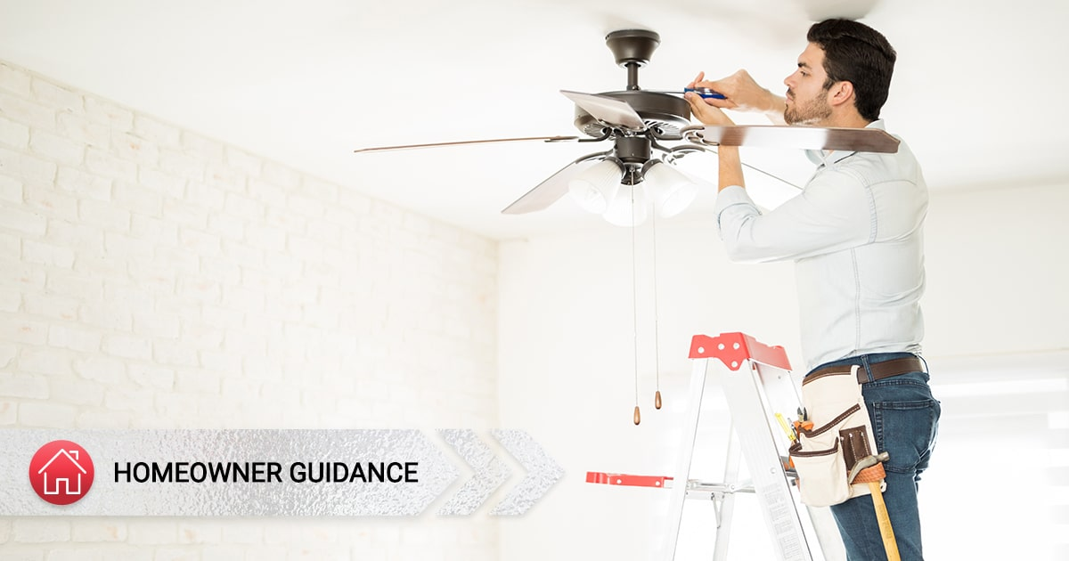 Would Energy Efficient Ceiling Fans Benefit Your Home?