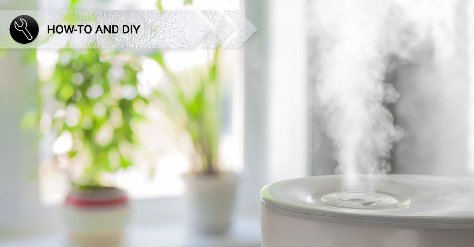 How to Maintain Your Humidifier