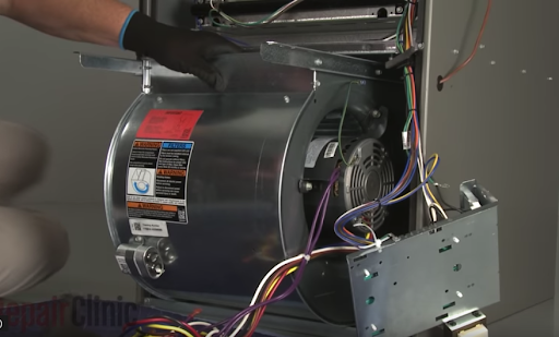 why furnace blower motor is not working