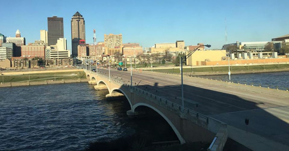 Des Moines Grand Avenue Bridge Renovation