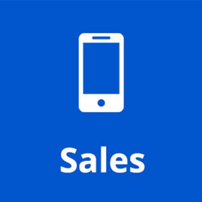 Sales icon.